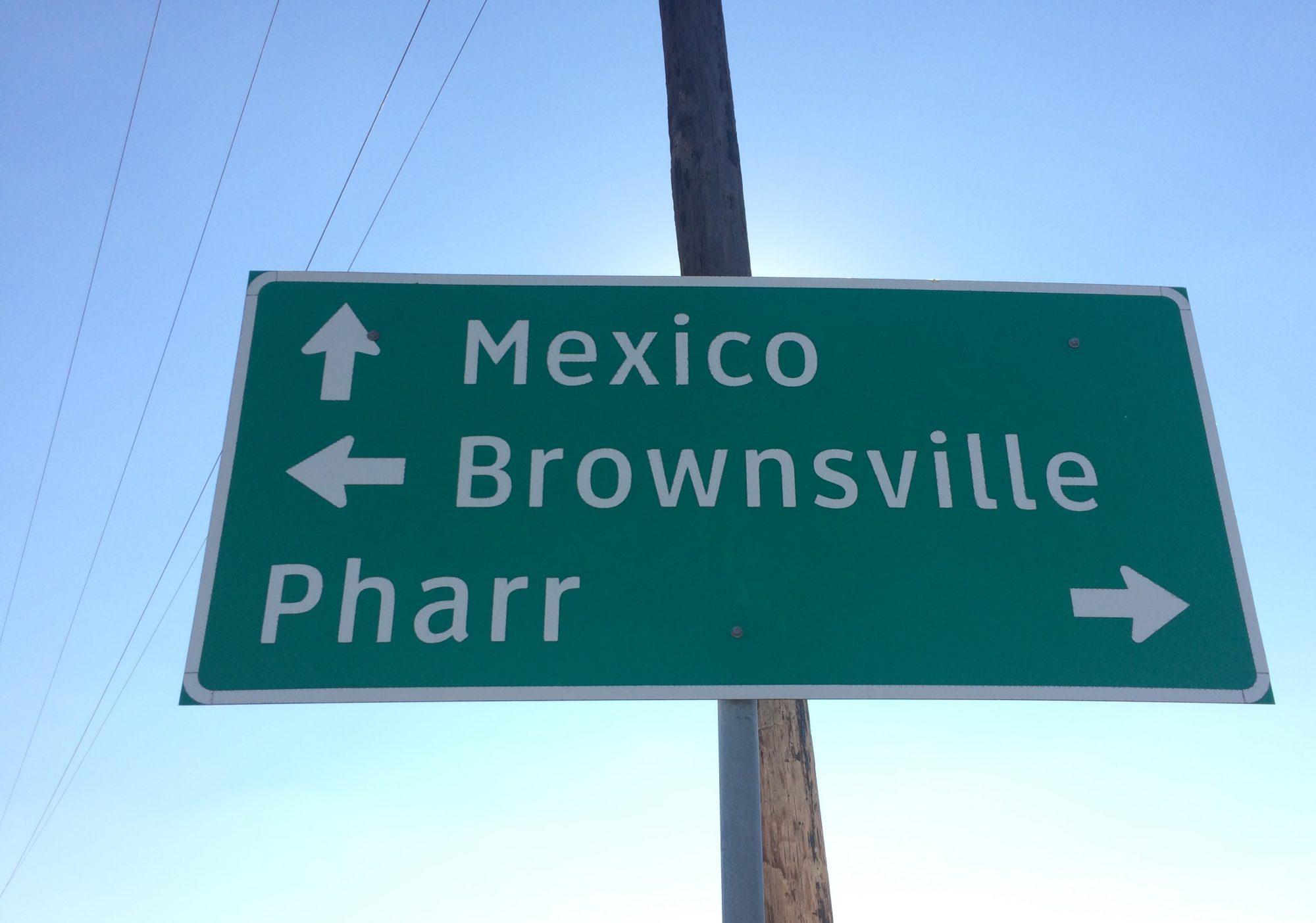 Trinity on the Border